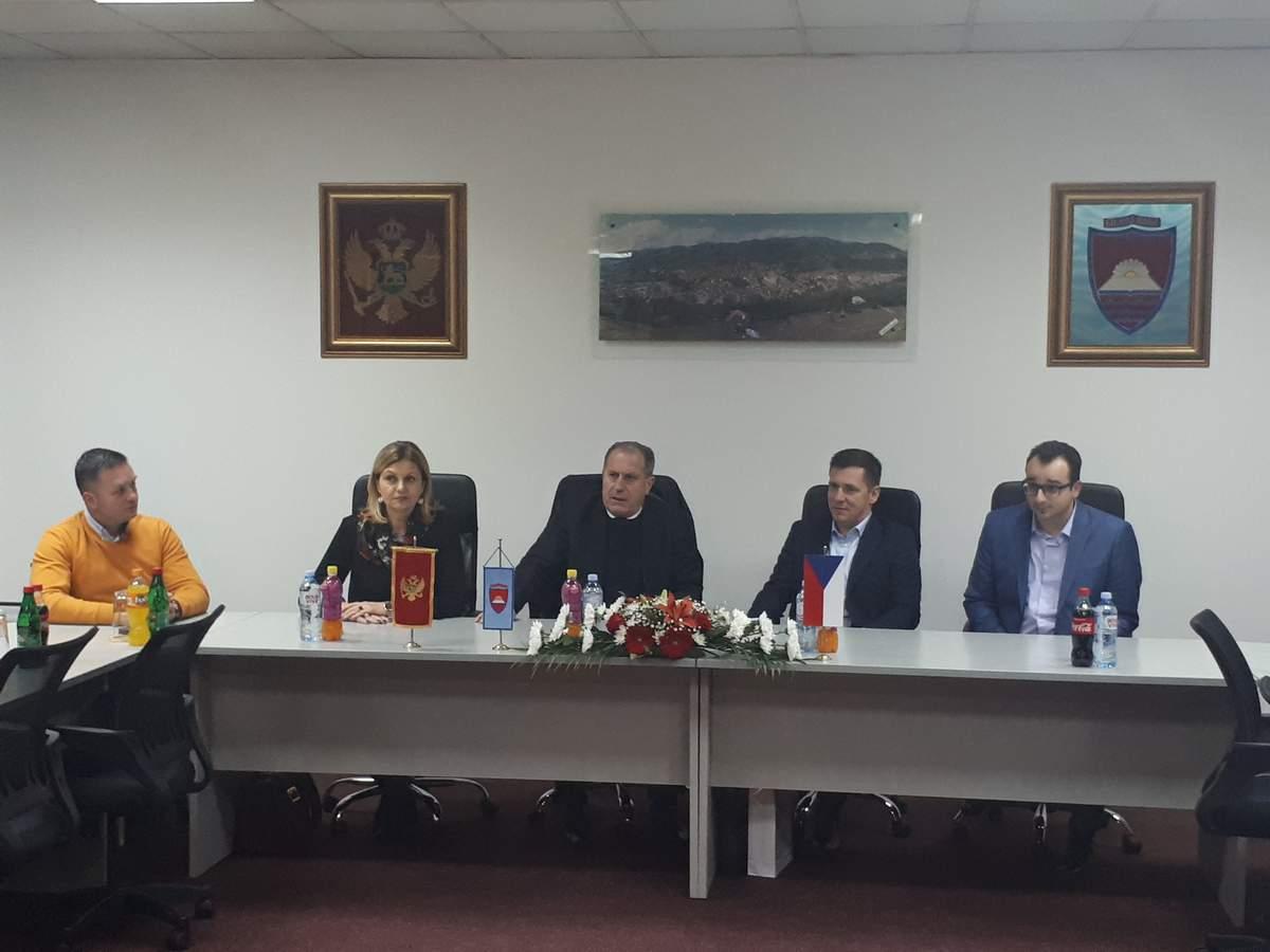 Ambasador Republike Češke u posjeti Bijelom Polju