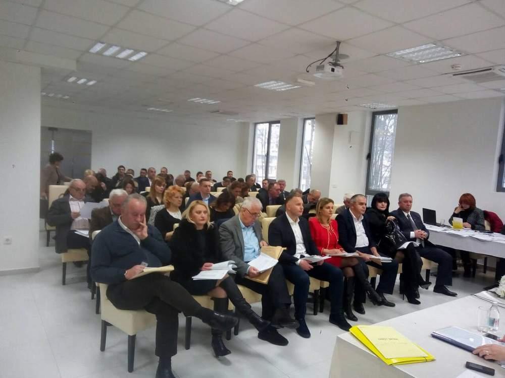 Na sjednici lokalnog parlamenta usvojene značajne odluke