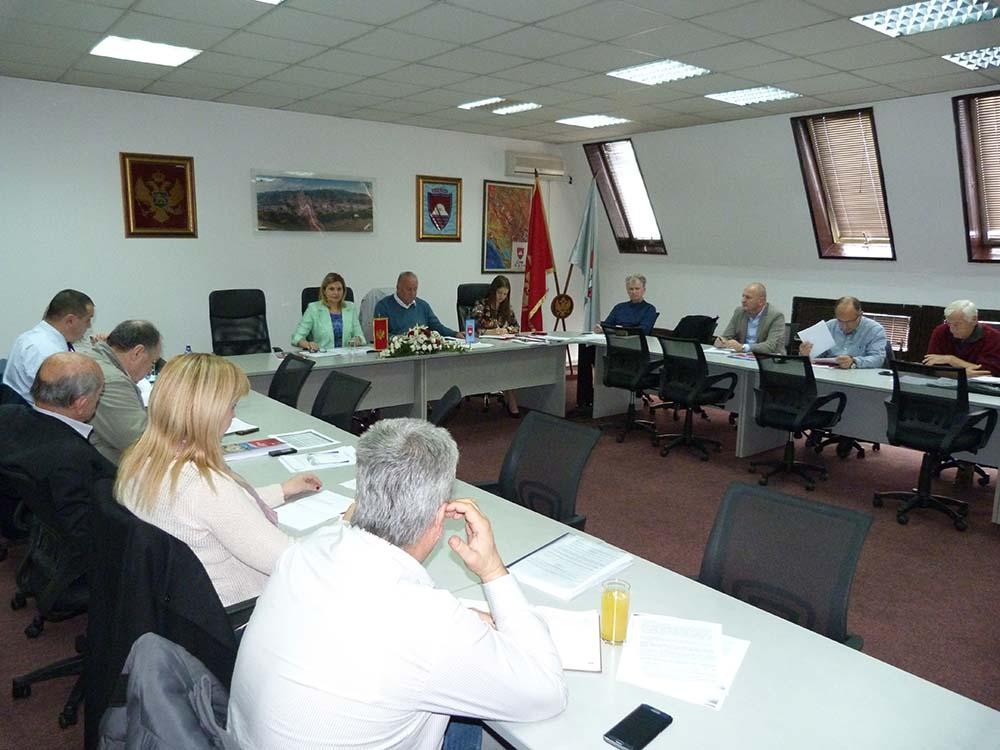 Savjet za ekonomski razvoj opštine Bijelo Polje održao sjednicu