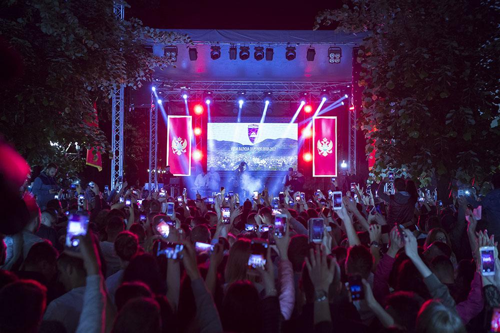 Bijelo Polje proslavilo Dan nezavisnosti