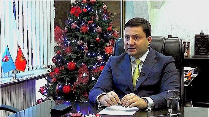 Predsjednik Smolović čestitao Novu 2019. godinu
