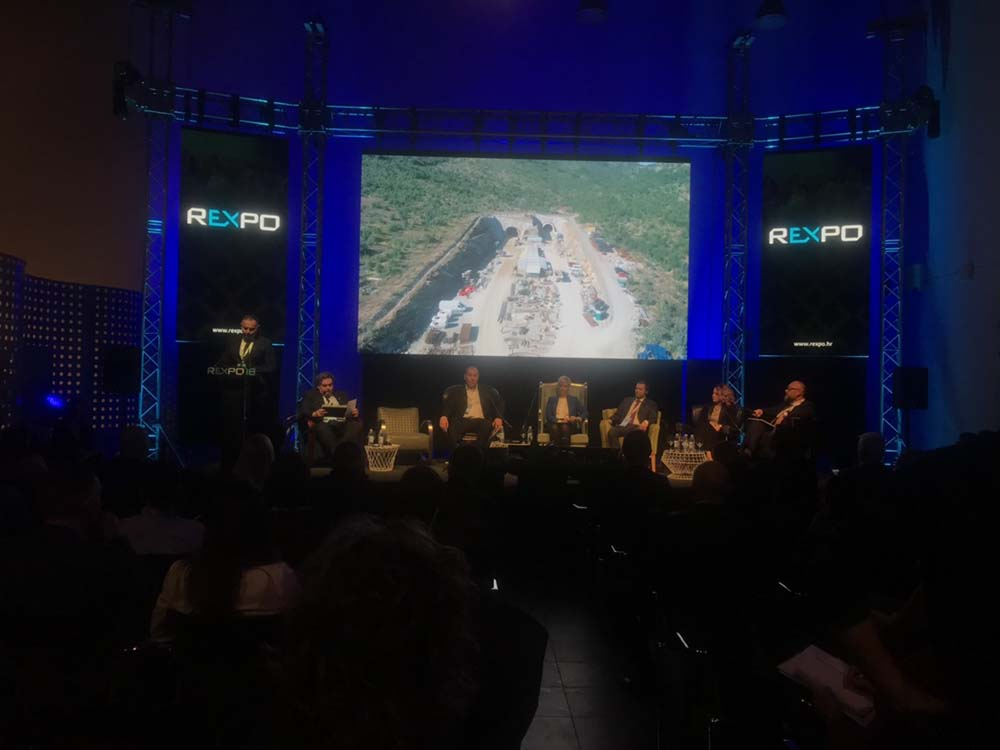 Žurić u Zagrebu o autoputu i investicionim potencijalima sjevera Crne Gore