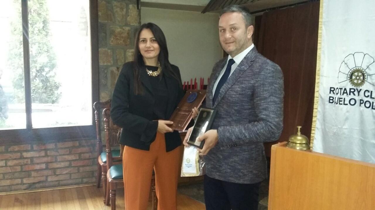 Jelena Đaković dobitnica Plakete za profesionalnu izvrsnost