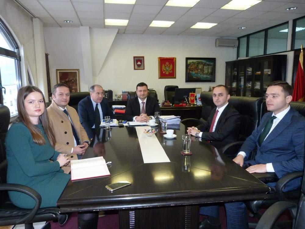 """Predsjednik Smolović razgovarao sa predstavnicima ,,Tike"""""""
