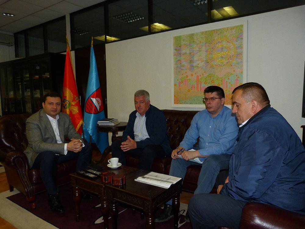 Opština Bijelo Polje prva na sjeveru implementira Tetra sistem komunikacije u opštinskim službama