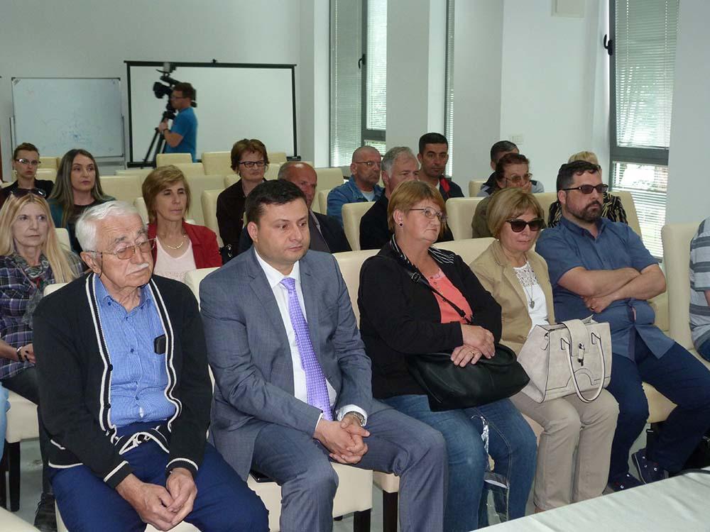 Safet Gero Mehović izabran za predsjednika Organizacije slijepih za Bijelo Polje i Mojkovac