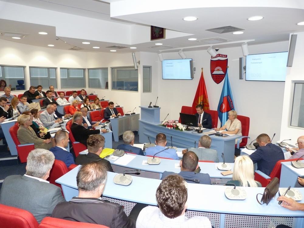 Održana druga sjednica Skupštine opštine Bijelo Polje