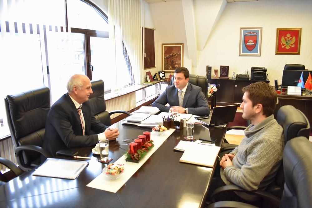Saradnja Bijelog Polja i Regionalne razvojne agencije Zlatibor od izuzetnog značaja