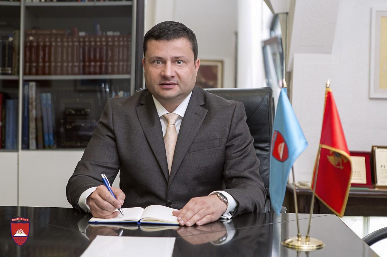 Predsjednik Opštine Bijelo Polje čestitao Božić