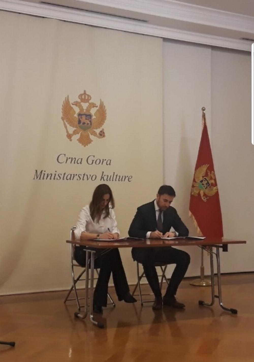Sa Ministarstvom kulture potpisan Ugovor o sufinansiranju izrade projekta obnove južnog i sjevernog paraklisa na crkvi Sv Apostola Petra i Pavla